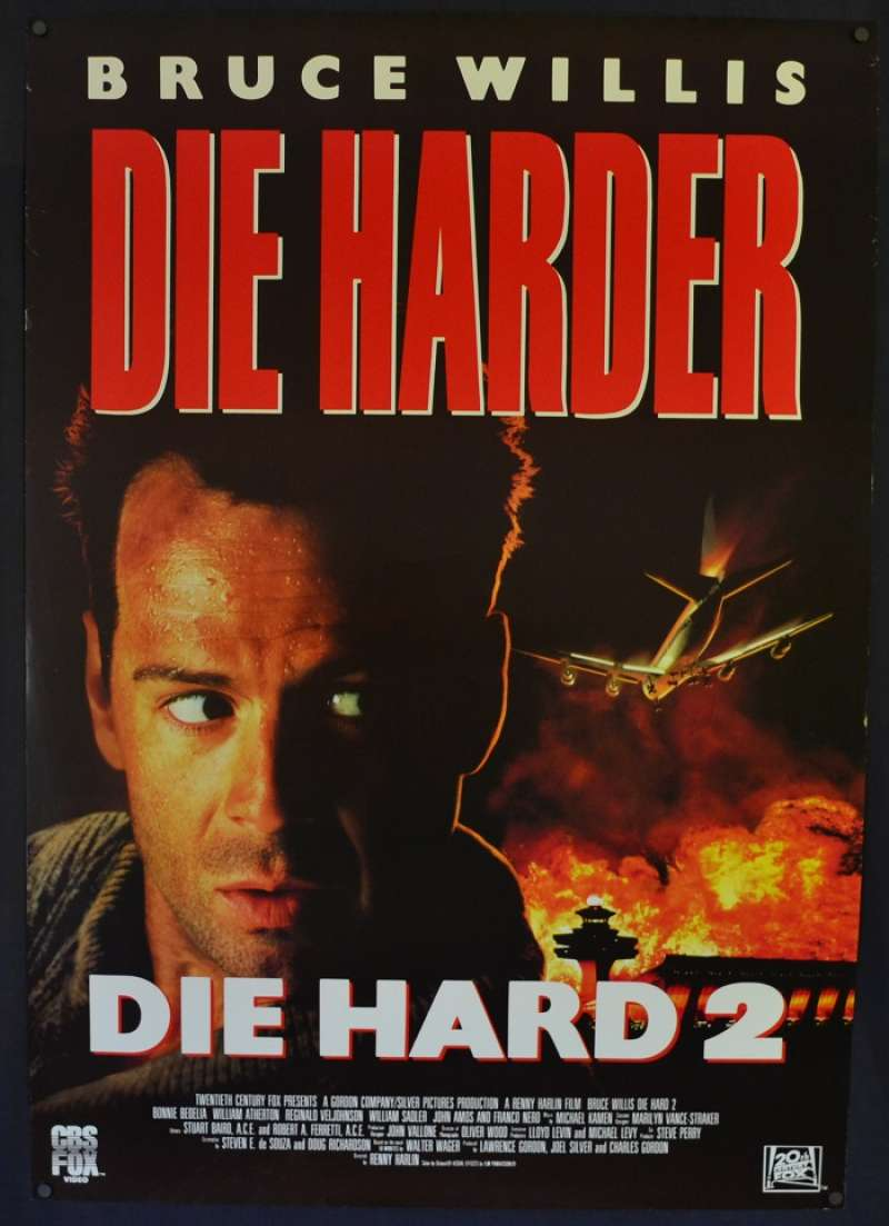 Die Hard, A Christmas Action Classic die hard2 box 1