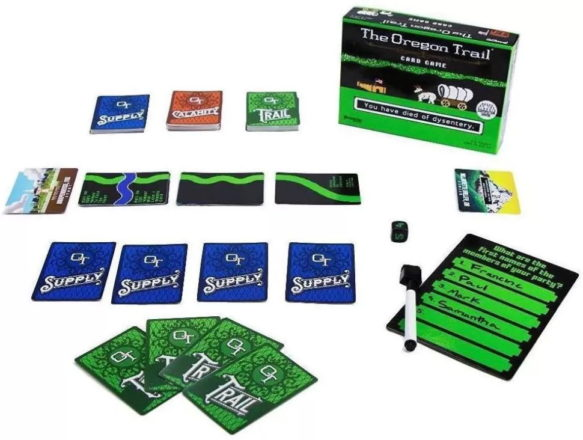 Christmas Gifts For Retro Gamers oregon trail