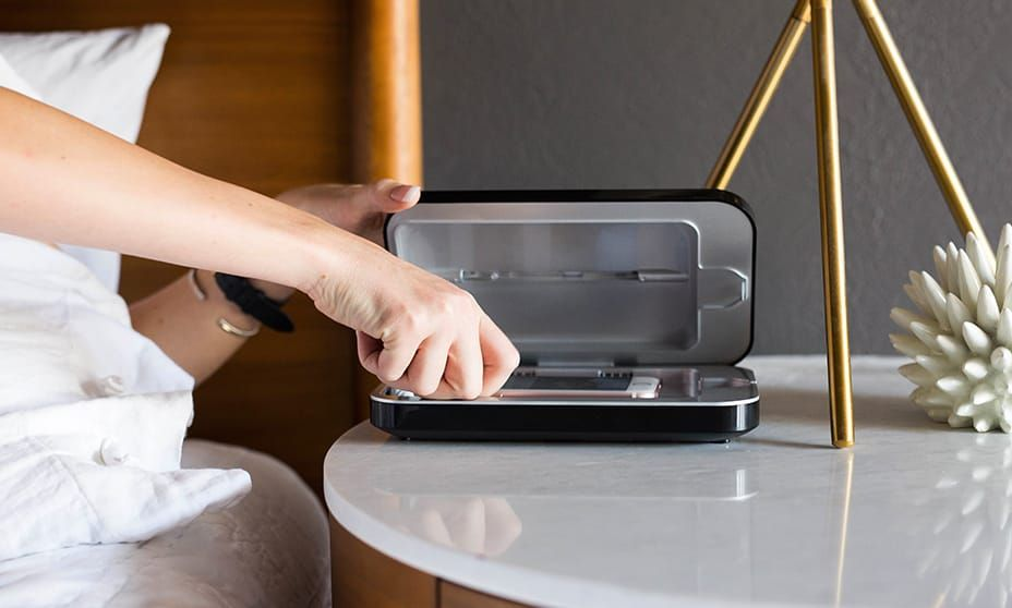 The PhoneSoap UV Sanitizer Is The Best Available In 2021