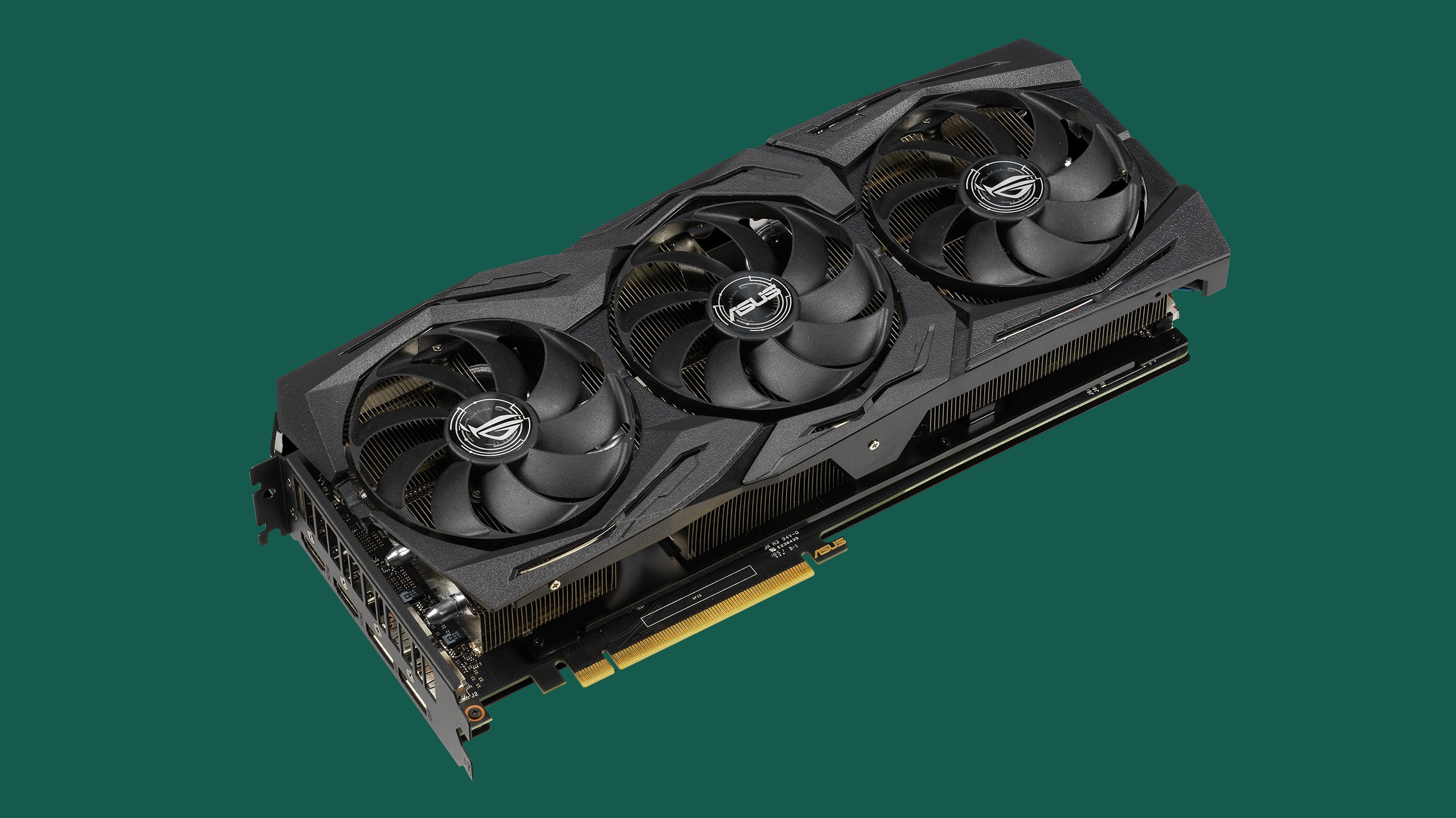 The Best Nvidia GeForce GTX 1660 Ti Model Available In 2021 - Asus ROG Strix GTX 1660 Ti OC