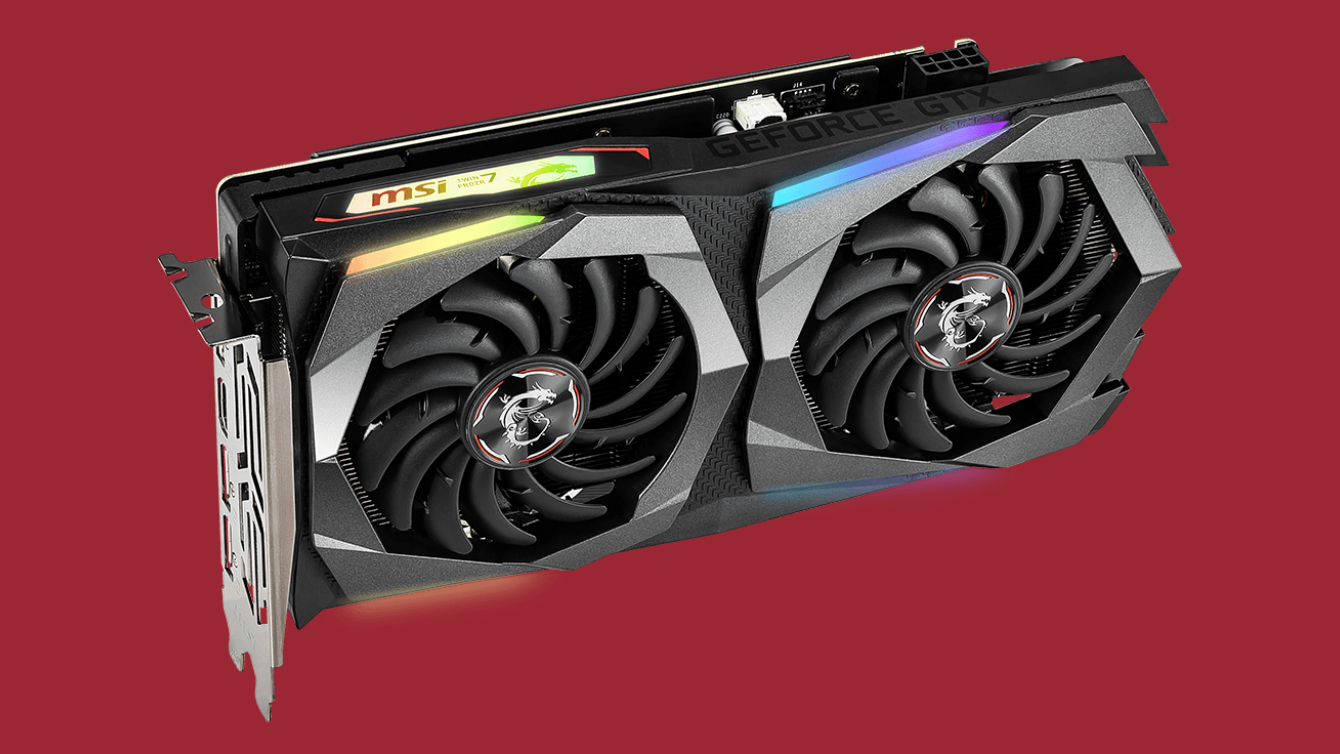The Best Nvidia GeForce GTX 1660 Ti Model Available In 2021 - MSI GeForce GTX 1660 TI Gaming X 6G