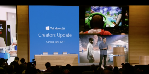 Windows 10 Creators Update now available to all, November Update end-of-life'd