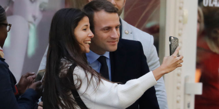 Macron campaign team used honeypot accounts to fake out Fancy Bear