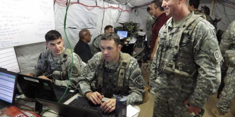 DOD needs cyberwarriors so badly it may let skilled recruits skip boot camp