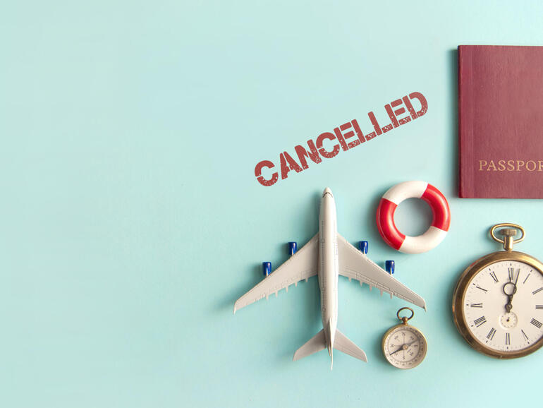 Business travelers are still at home due to employee worries, the slow vaccine rollout and the patchwork of COVID-19 rules