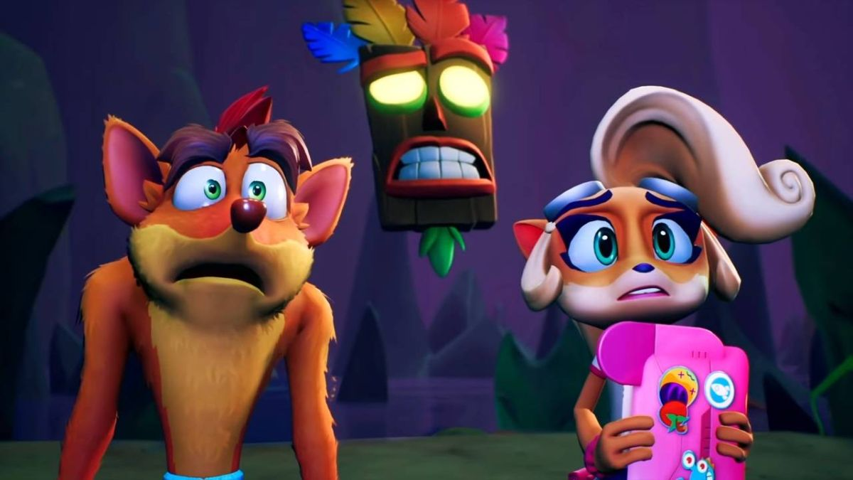 Crash Bandicoot 4 is spinning onto Switch, PS5 and Xbox Series X very soon
