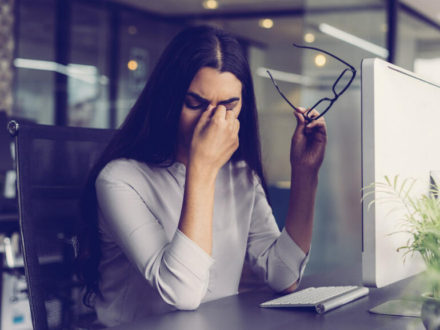 More than 90% of remote workers report feeling stressed