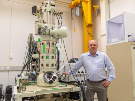 QUT researchers make accidental discovery of atomic-scale wires