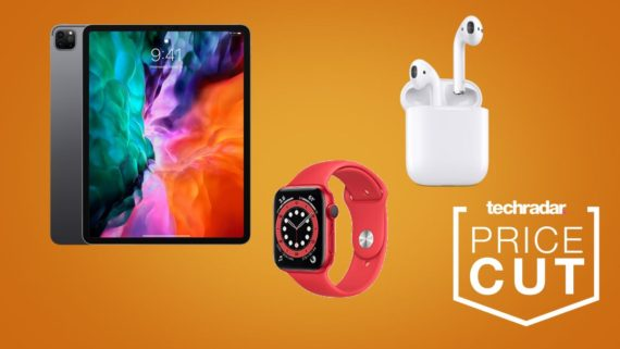 Apple deals: AirPods, iPads, Apple Watch, and the MacBook Pro M1 on sale this weekend