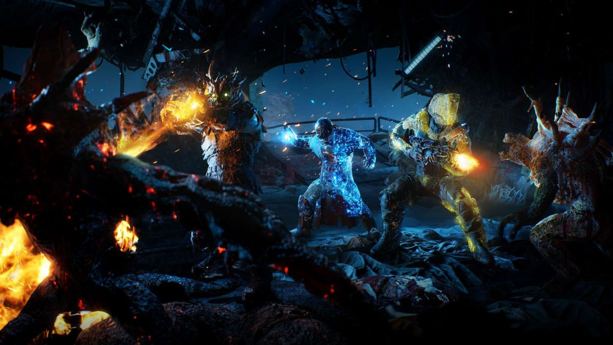 The PS5 needs a great new co-op shooter - and Outriders isn't it