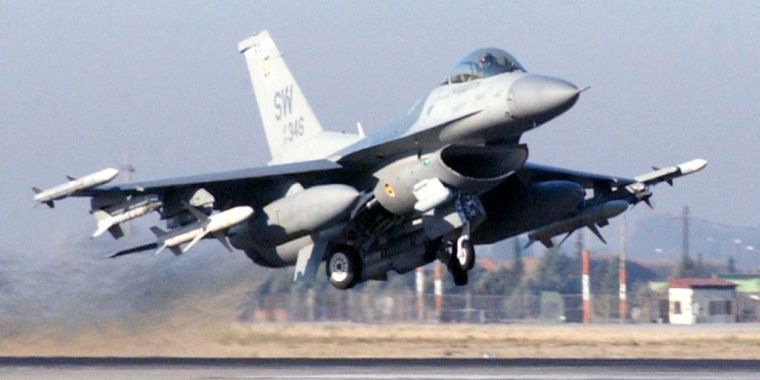Fighting Falcon puts off retirement: F-16 to fly for USAF through 2048