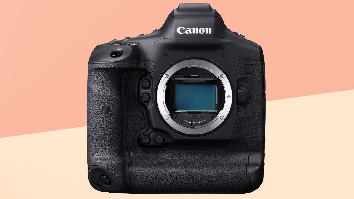 Canon EOS R1 release date, price, rumors and leaks