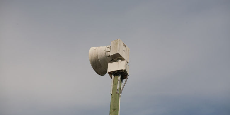 Pirate radio: Signal spoof set off Dallas emergency sirens, not network hack
