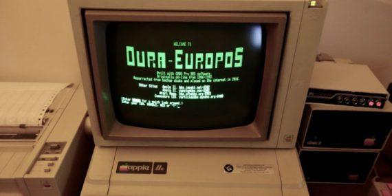 A 1986 bulletin board system has brought the old Web back to life in 2017