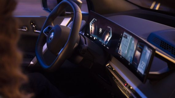 BMW's new car AI has a 'face' that expresses emotions in 'human-like manner'