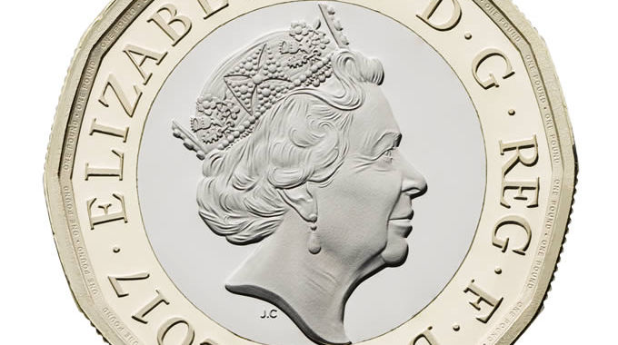 """New """"impossible"""" to fake £1 coin enters circulation today"""