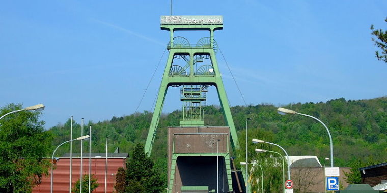 German coal mine may be prime for pumped storage