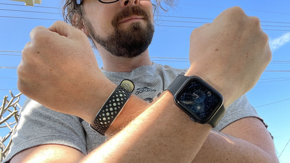 Apple Watch on one wrist, Amazon Halo on the other: why I have two wearables