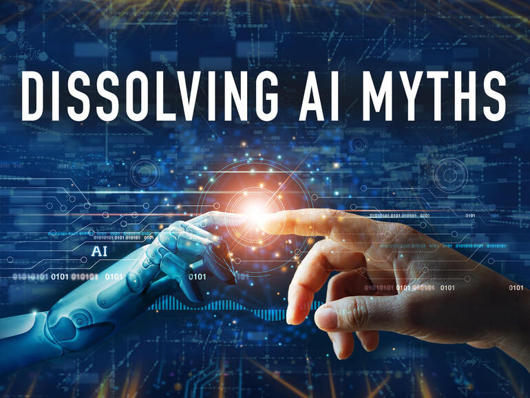 Scaling AI in your organization should be deliberate, not rushed