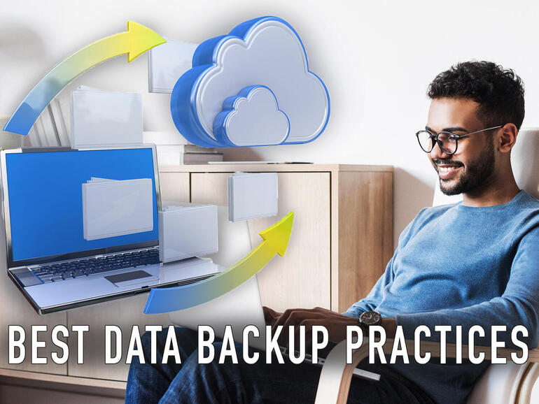 Backing up data is more important as people work from home during COVID-19