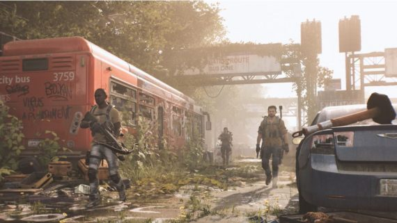 The Division 2 devs aim to bring 'a meaningful change to the game' in next major update