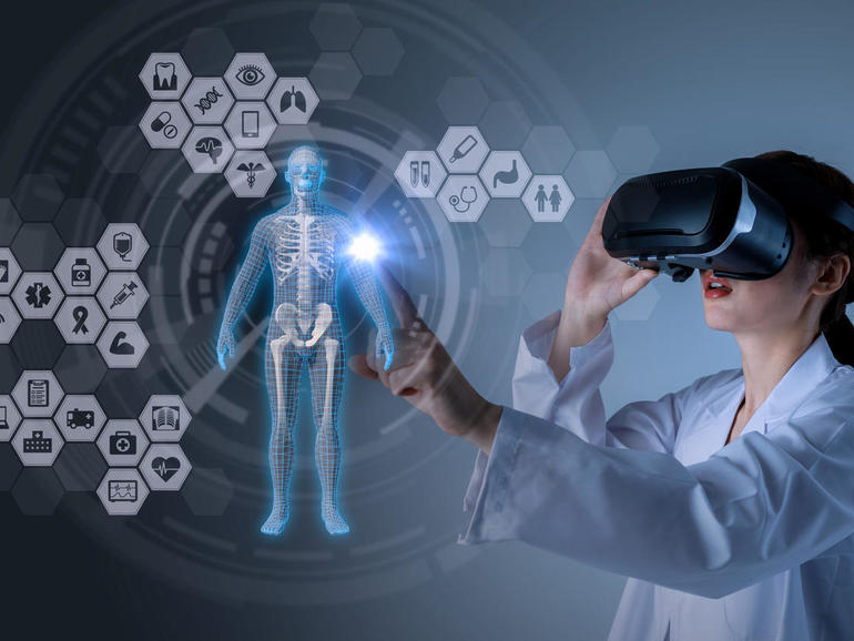 Virtual reality has found a new role: Teaching doctors to deal with patients