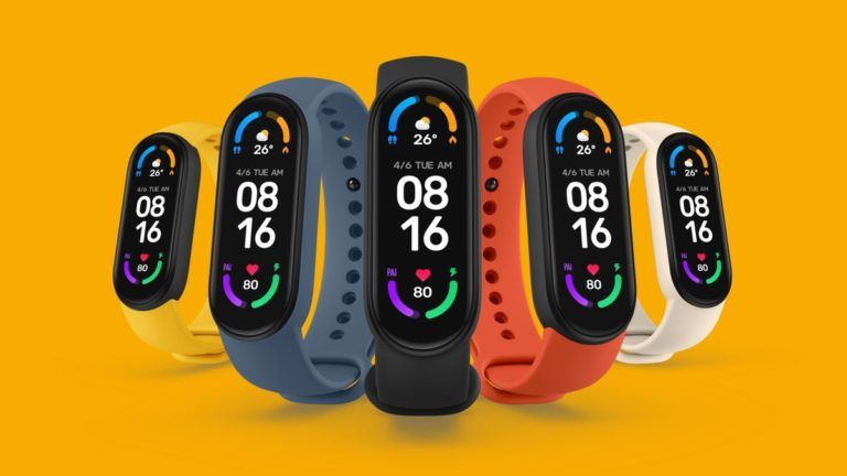Xiaomi's Mi Smart Band 6 could be the cheap fitness tracker you've waited for