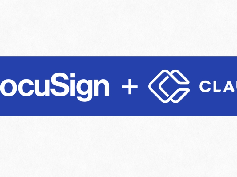 DocuSign acquires 'smart agreements' startup Clause