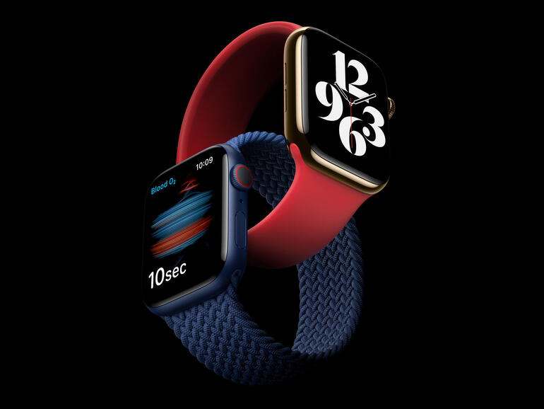 Sell, trade in, recycle, or donate your old smartwatch for the new Apple Watch 6