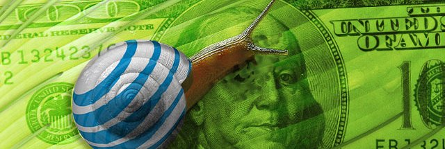 """AT&T allegedly """"discriminated"""" against poor people in broadband upgrades"""