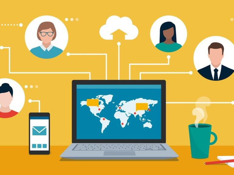 Networking apps are helping people meet remotely