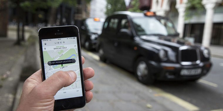 """Uber's """"Greyball"""" tool helped company evade authorities in Portland, Paris"""