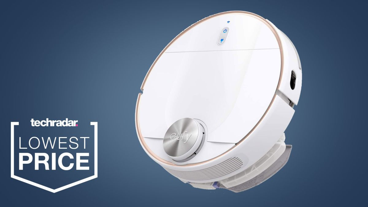 Snap up this Eufy robot vacuum for its lowest price ever