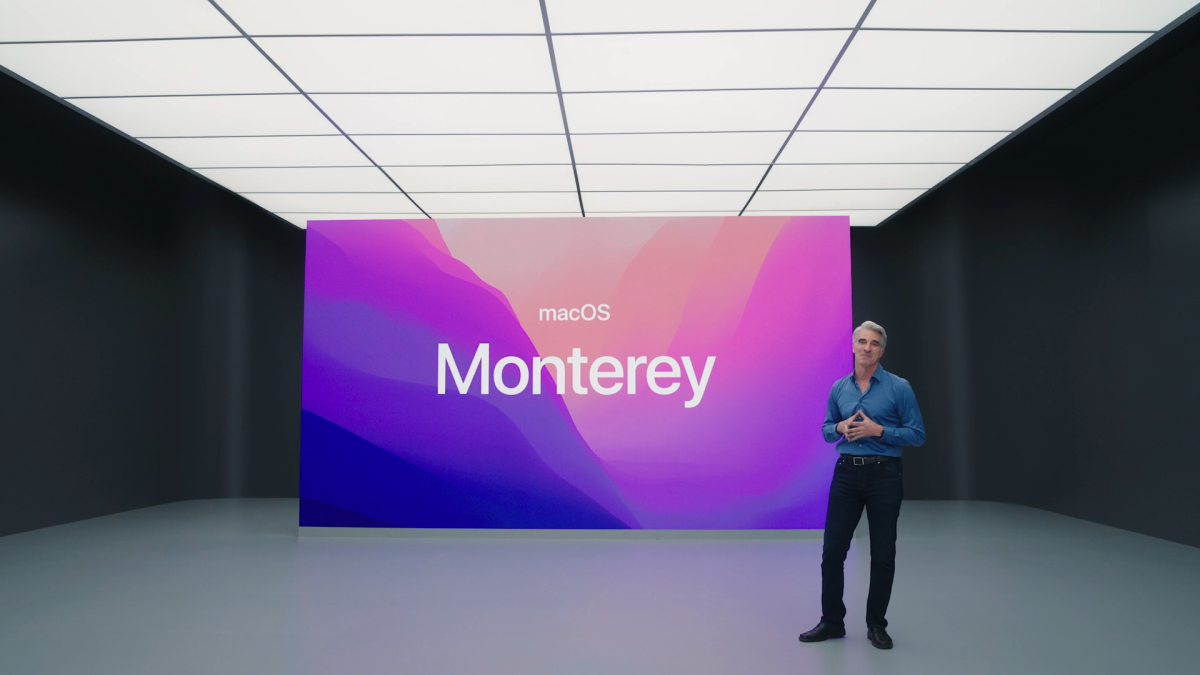 Apple's new macOS Monterey brings features to M1 Macs only