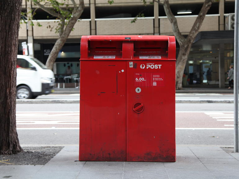Australia Post will take 'some time' to adapt to delivering more parcels from online shopping