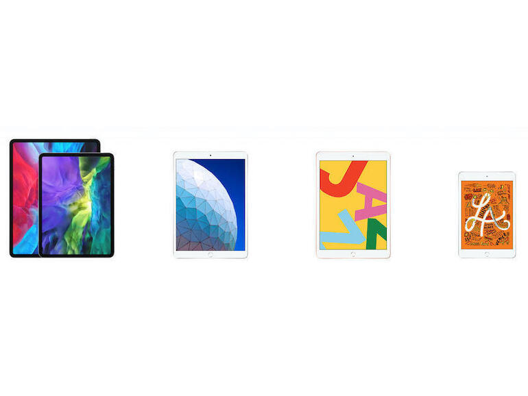 iPad comparisons: Which Apple device is best for business users?