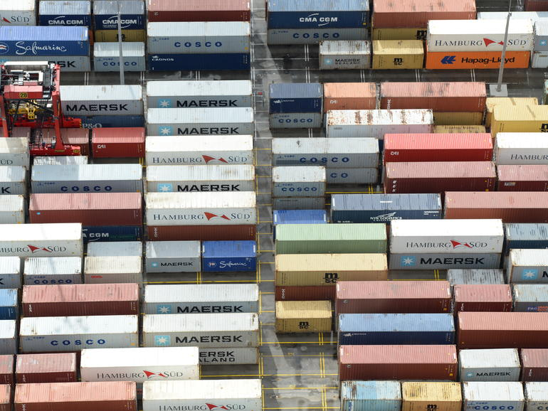 Trellis Data using machine learning to analyse shipping containers entering Australia