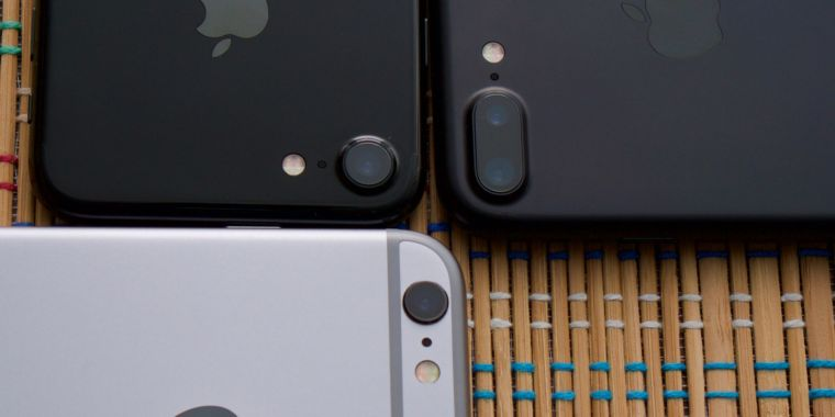 Apple sets revenue and iPhone sales records in Q1 of 2017