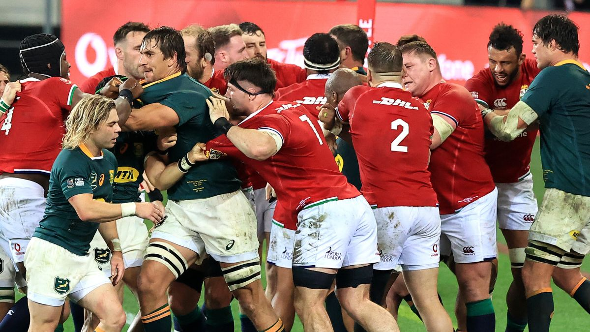 How to watch British Lions rugby: live stream 2021 South Africa tour from anywhere