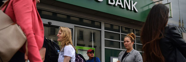 DDoS attacks fingered after Lloyds Bank suffered recent lengthy outage