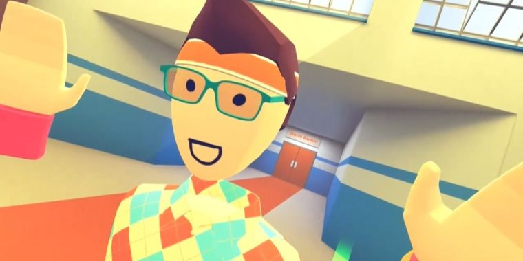 Welcome to the world of trolling in virtual reality