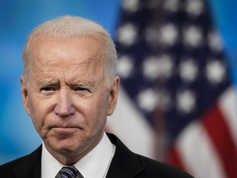 Biden: Major cyber attack could lead to a 'real shooting war'
