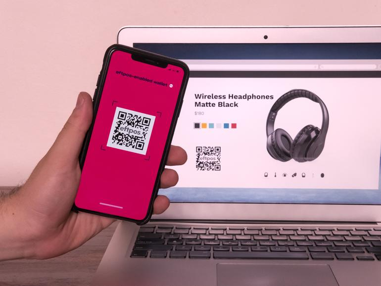 Eftpos QR code payments tech is ready for action