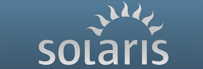 The Sun is apparently setting on Solaris, based on Oracle