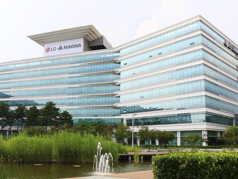 LG and Magna form electric powertrain joint venture to target EV market