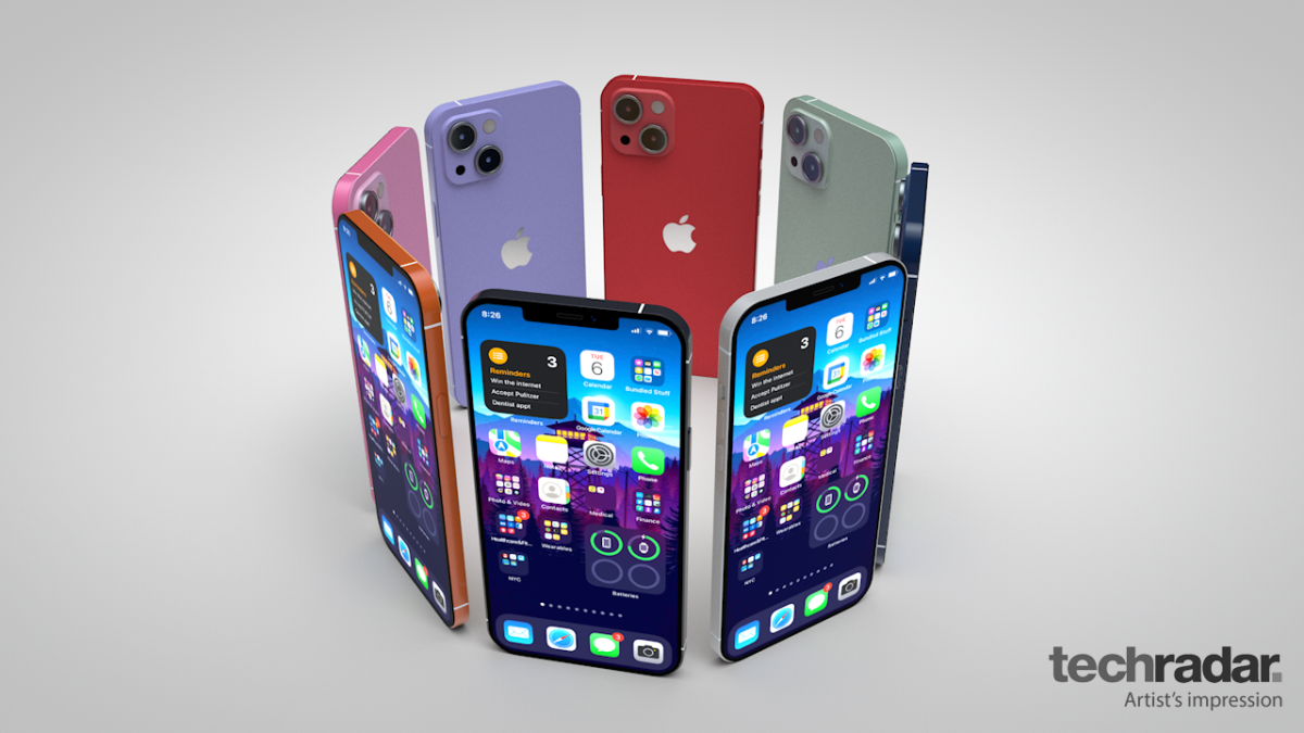 iPhone 13 leak provides detailed dimensions and highlights changes from iPhone 12