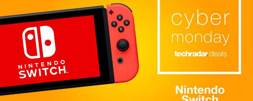 Nintendo Switch Cyber Monday deals 2021: what to expect