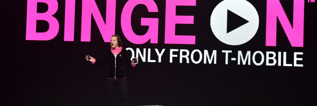 """T-Mobile gives out free DirecTV Now, says AT&T is full of """"crap"""""""